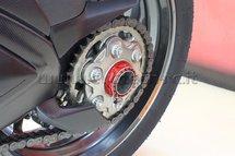 Achterasmoer Evotech TB-014A for Ducati Diavel, 2011 t/m 2015