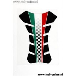 Tankpad universeel Italy for Ducati
